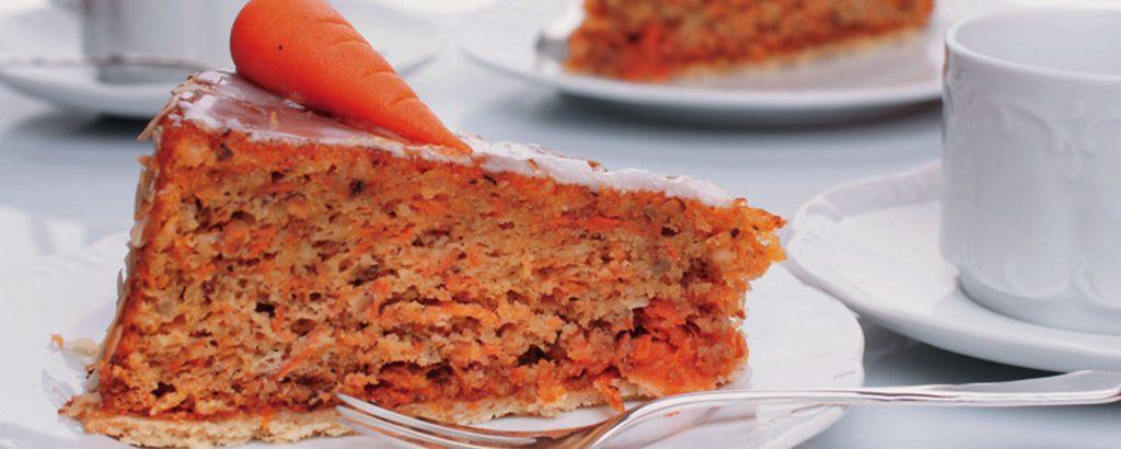 Γλυκό από καρότο Vs Γλυκό καρότο