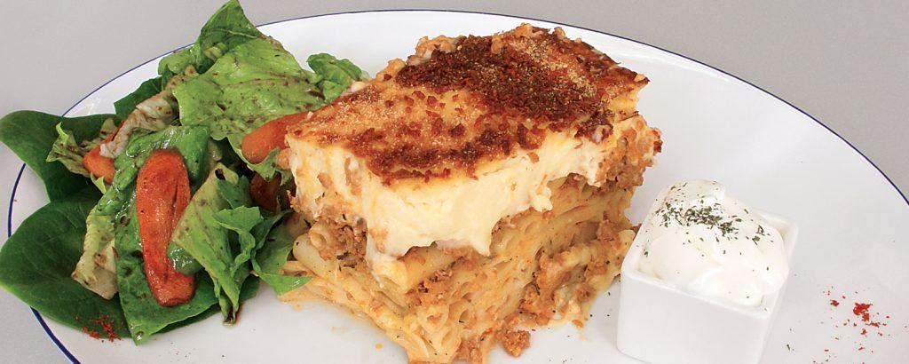 Παστίτσιο (Μακαρόνια του φούρνου)