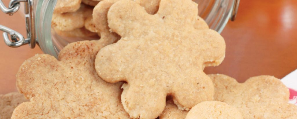 Γαλλικά μπισκότα με ζύμη σαμπλέ