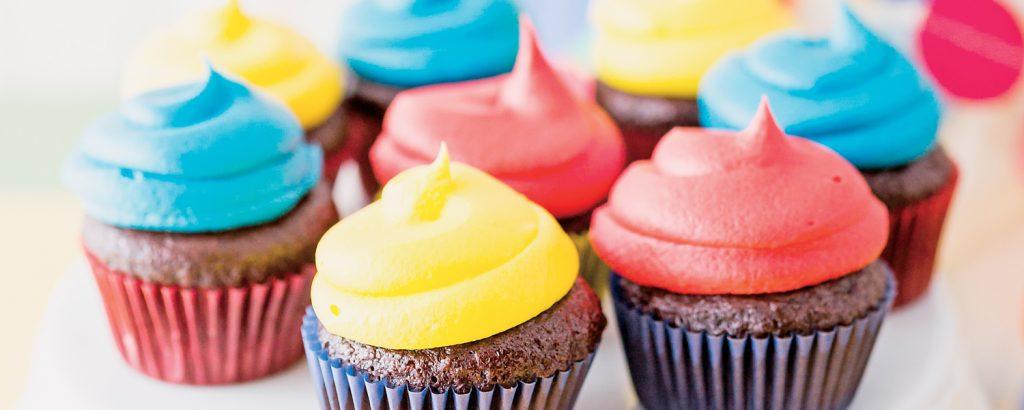 Σοκολατένια Cupcakes