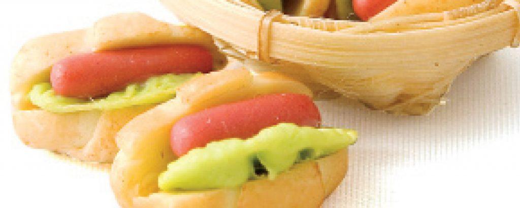 Μίνι hotdogs