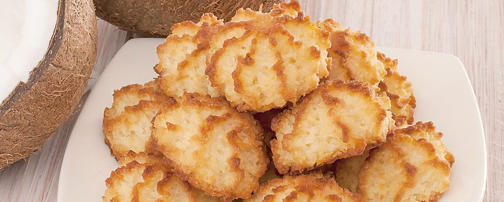 Μπισκότα με ινδοκάρυδο