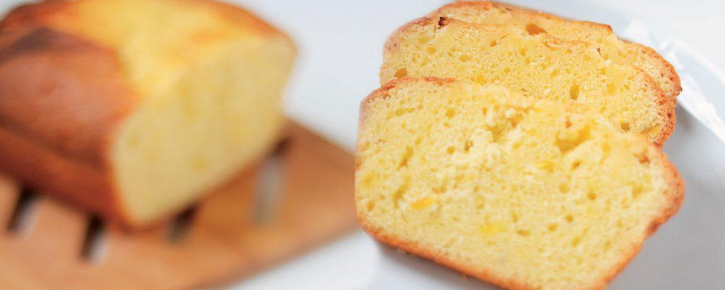 Κέικ πορτοκάλι με ελαιόλαδο