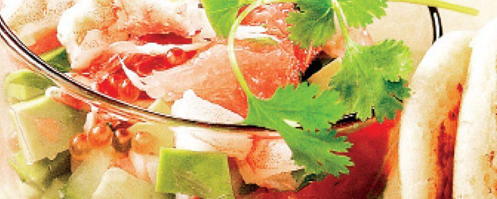 Σαλάτα με γκρέιπφρουτ