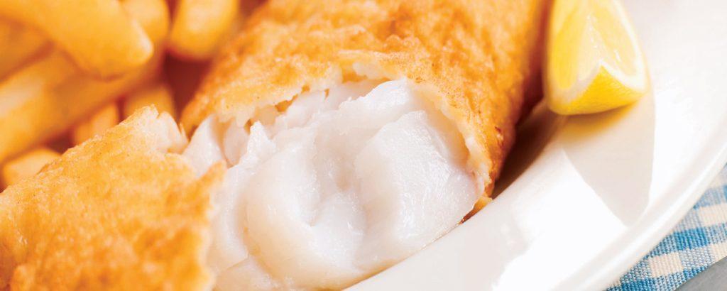 Σπιτικά Fish and Chips