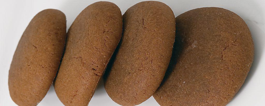 Μπισκότα πραλίνας