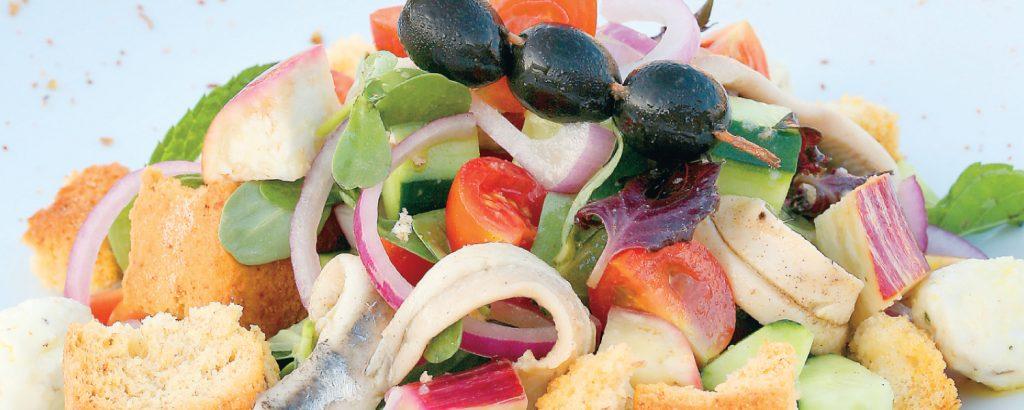 Βαρωσιώτικη σαλάτα