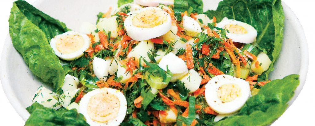 Πασχαλινή σαλάτα