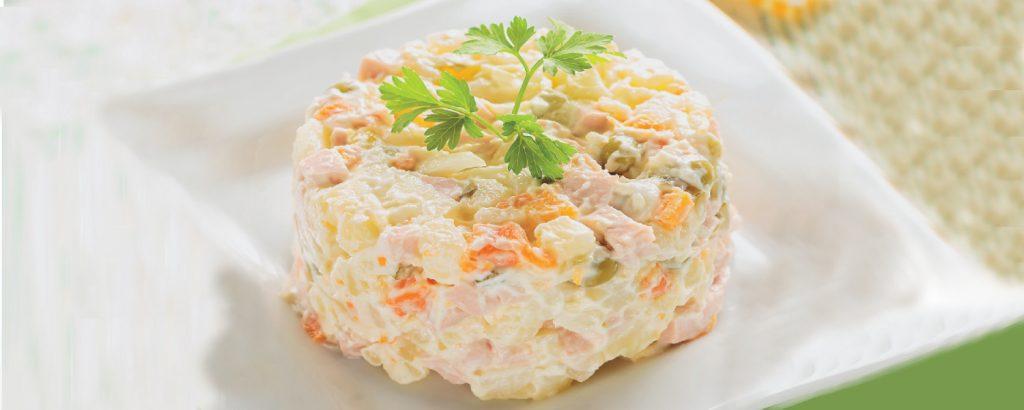 Ρωσική σαλάτα