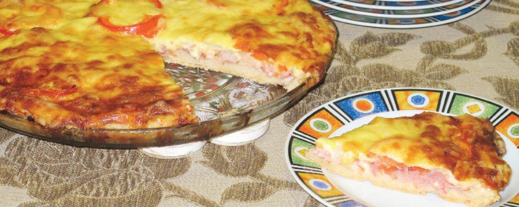 Πίτσα σπέσιαλ