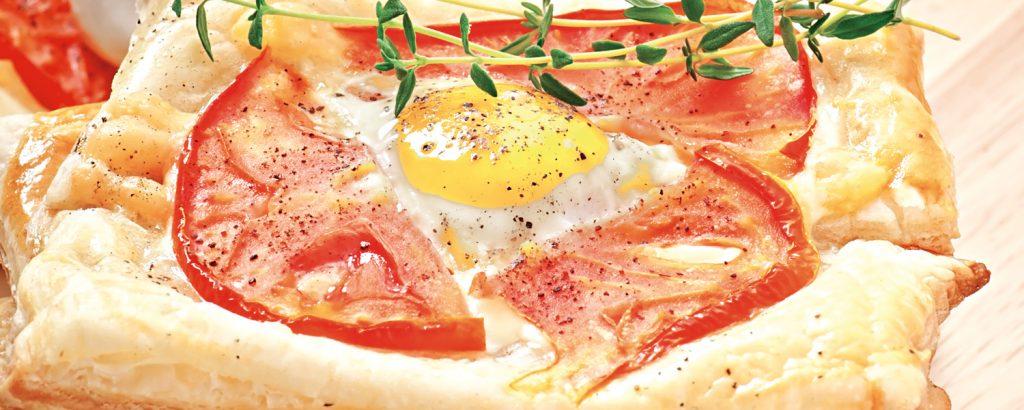Ταρτάκια με αβγό
