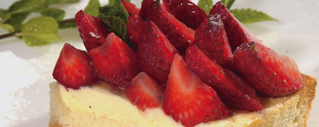 Κρέμα με φράουλες Vs Κρέμα φράουλας
