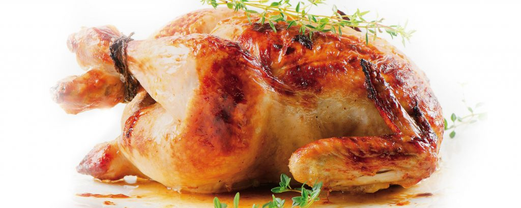 Κοτόπουλο με μέλι και λεμόνι