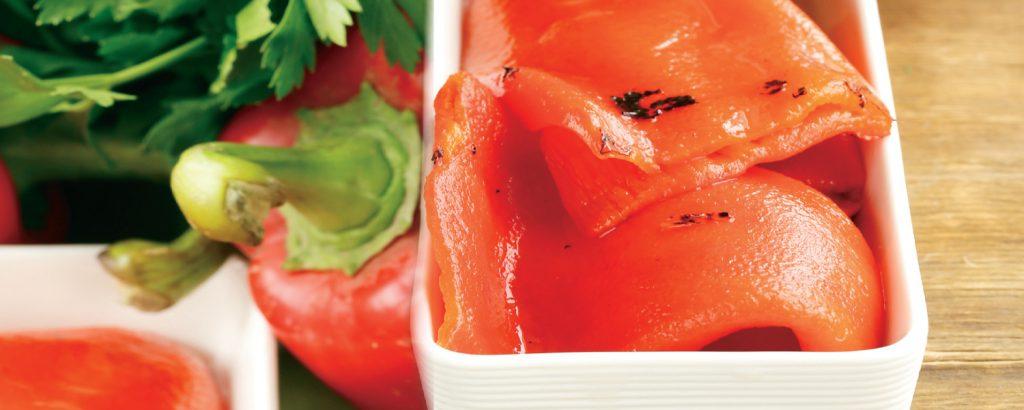 Αντιπάστο ψητές πιπεριές