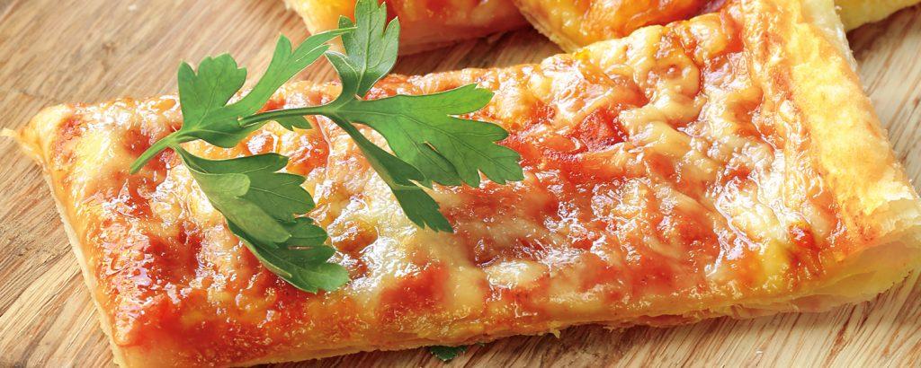 Πίτσα με 5 υλικά