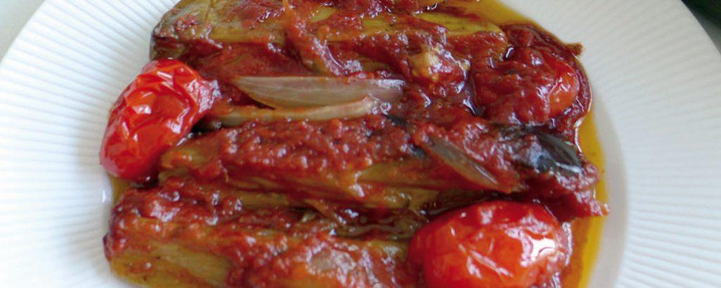 Ιμάμ Μπαϊλντί  στο φούρνο