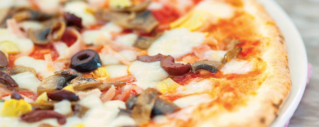 Pizza Boscaiola Rossa