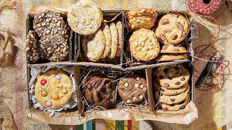 Αμερικάνικα μπισκότα