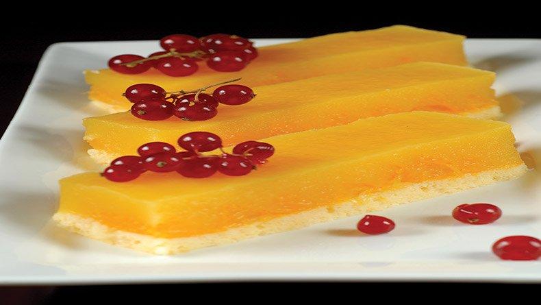 Ατοµικά γλυκά πορτοκάλι-αµύγδαλο