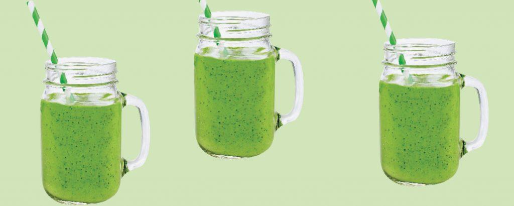 Πράσινος χυμός Sirtfood