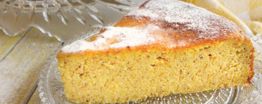Ισπανικό κέικ πορτοκαλιού