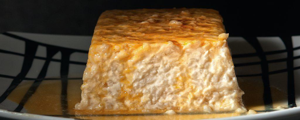 Πουτίγκα ρυζιού