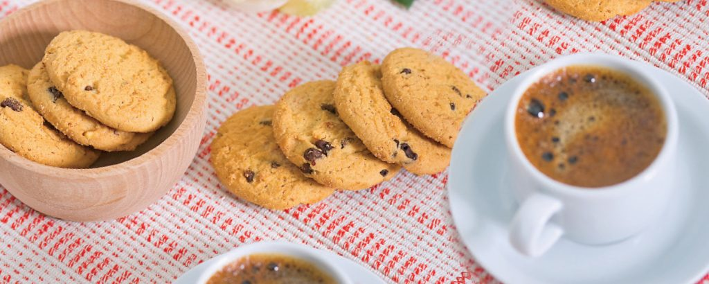 Μπισκότα με φιστικοβούτυρο