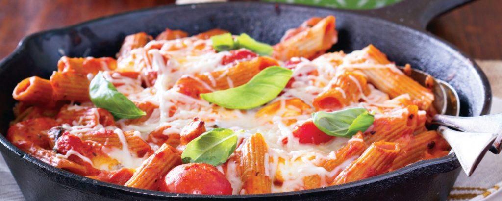 Πένες με σάλτσα ντομάτας