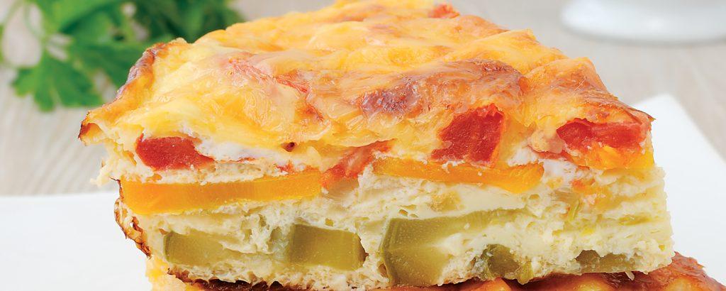Κυπριακή ομελέτα φούρνου