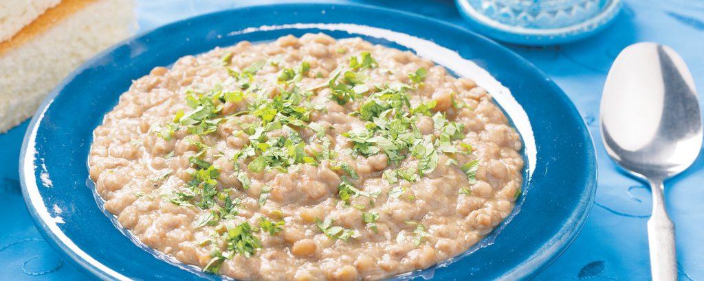 Μαροκινές φακές (Νηστίσιμη συνταγή)