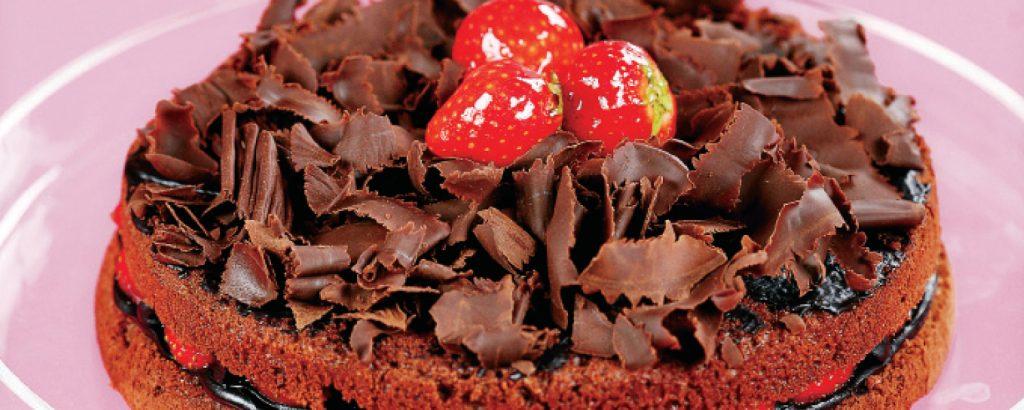 Φρεζιέ με σοκολάτα