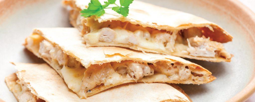 Κοτόπουλο quesadilla