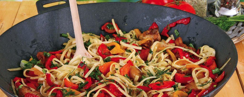 Λαχανικά τσόου-μέιν