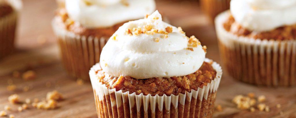 Cupcake καρότου