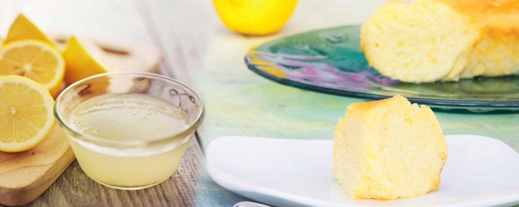 Kέικ λεμόνι