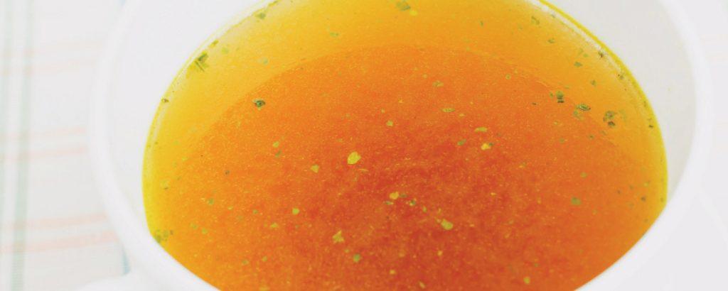 Ελαφρύς ζωμός για σούπα
