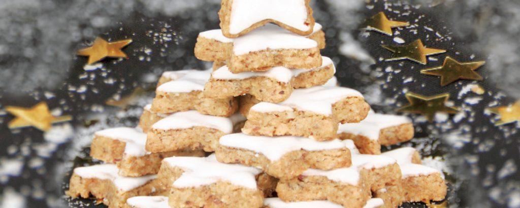 Αστέρια μπισκότα