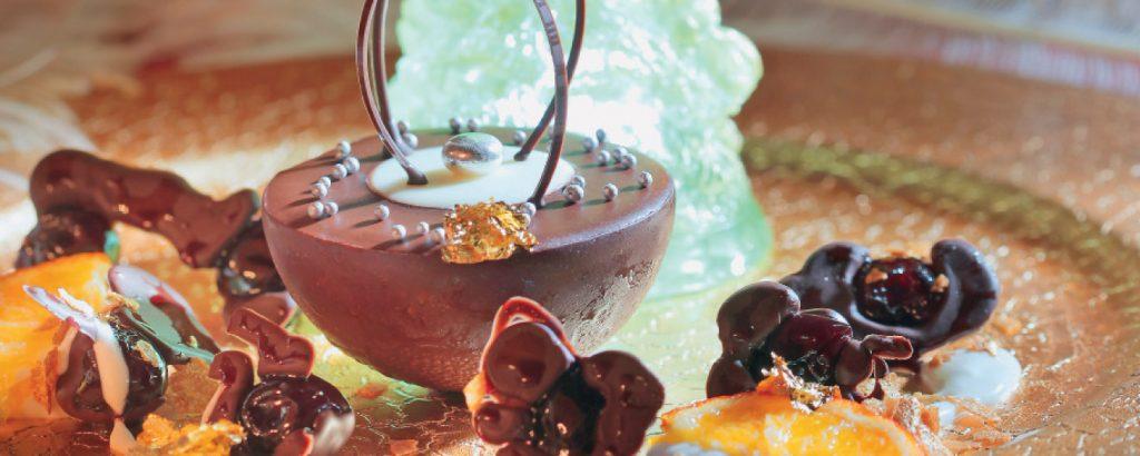 Μους σοκολάτας και μανταρινιού Μοn Cherie