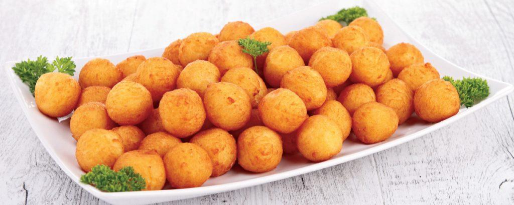 Πατάτες Ντοφέν Pommes Dauphine