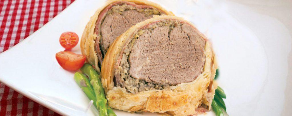 Φιλέτο βοδινό Wellington