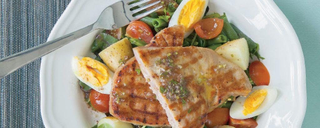 Τuna Νicoise Salad
