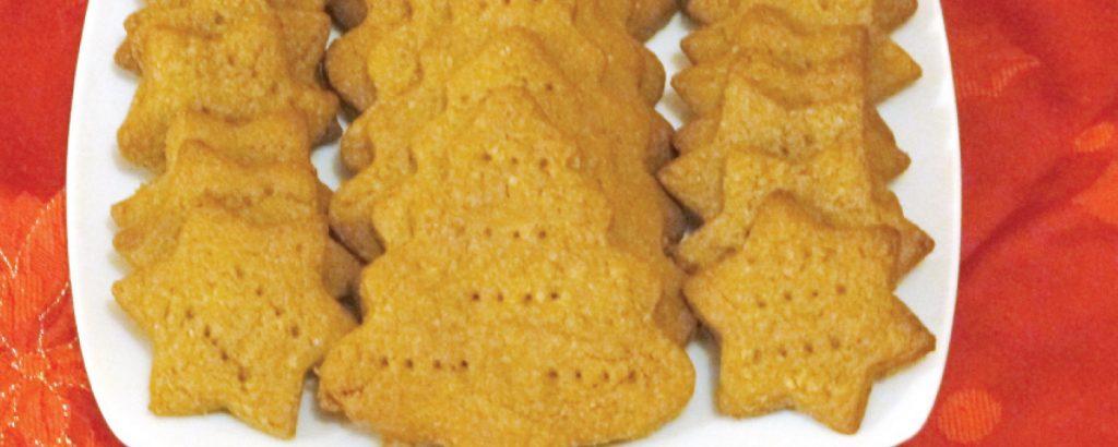 Μπισκότα με τζίντζερ