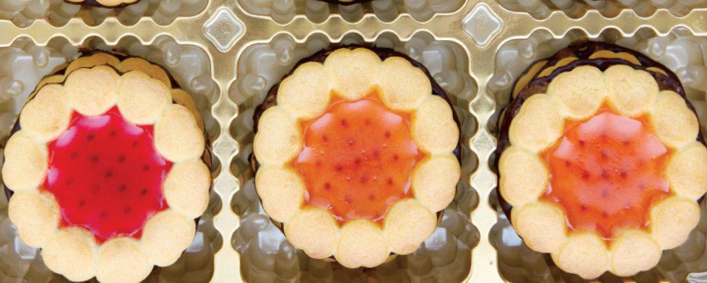 Χριστουγεννιάτικα μπισκότα με ζύμη σαμπλέ