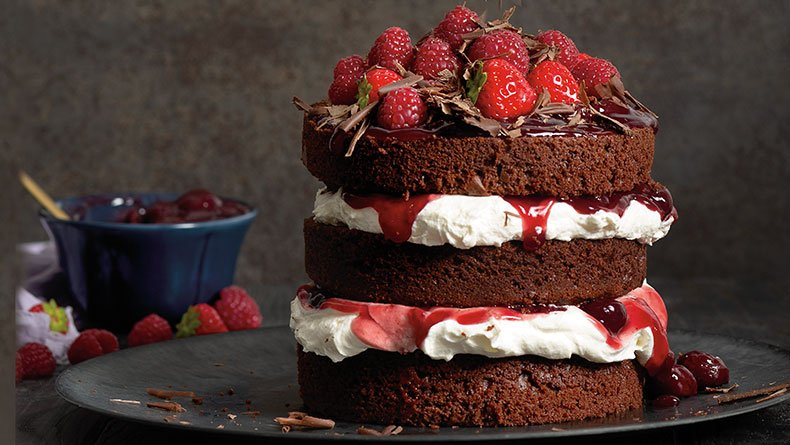 Toύρτα Black Forest