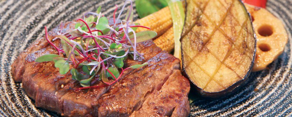 Βοδινό στη σχάρα