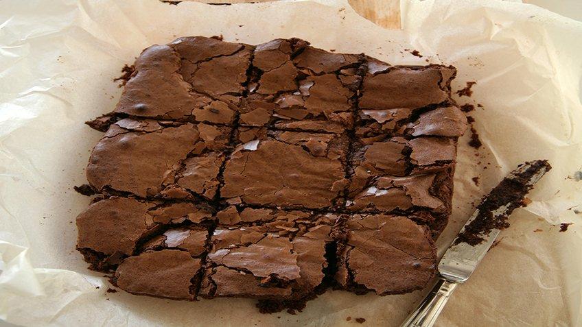 Σοκολατένια Brownies