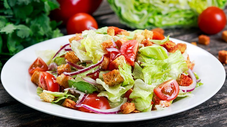 Η αυθεντική σαλάτα του Καίσαρα