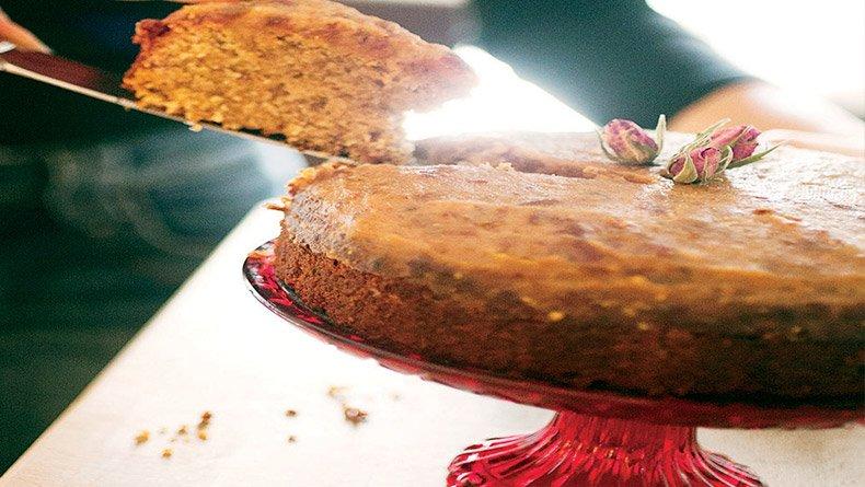 Κέικ για χορτοφάγους
