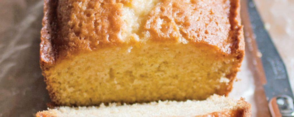 Κέικ γκρέιπφρουτ με λάδι
