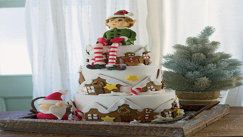 Κέικ καρύδας με άσπρη σοκολάτα
